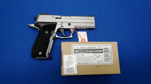 Pistole SIG P226 LDCII Image