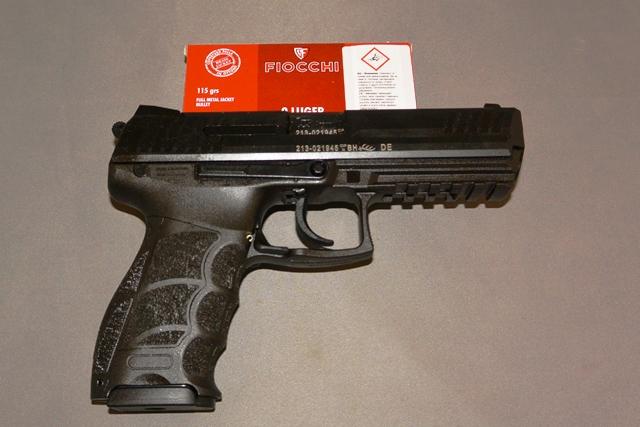 Pistole Heckler & Koch P30 LV3 Image