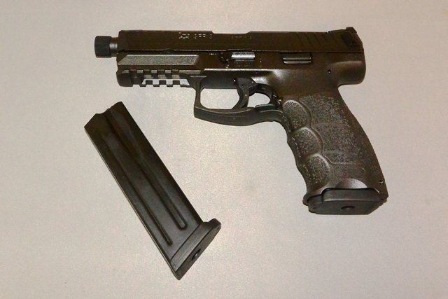 Heckler & Koch SFP9-SF Tactical Image