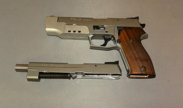 SIG Sauer P220S X-Line Image